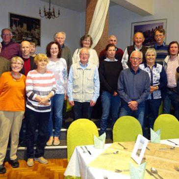 Stiftungstreffen in Jüterbog am 11.05.2019